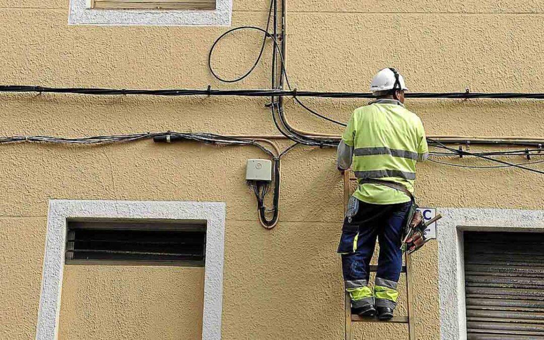 Movistar lleva fibra al 85% de los hogares de Villar del Rey (Extremadura)