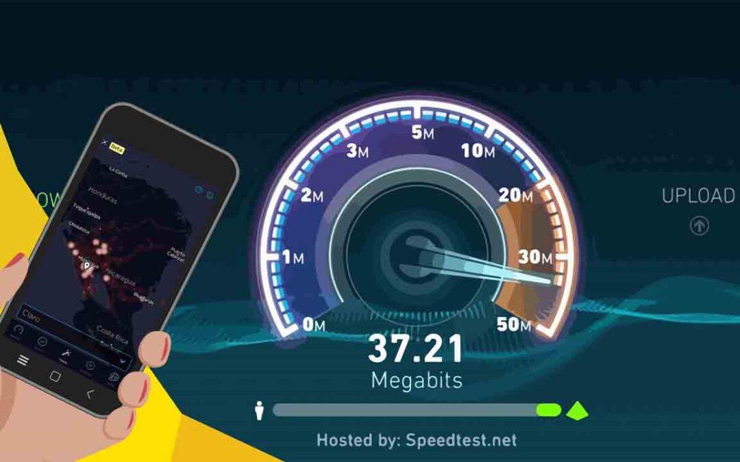 ¿Tu conexión a Internet es más lenta que la velocidad contratada?